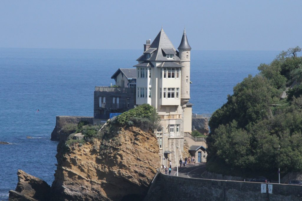 Villa Belza activités biarritz quoi faire à Biarritz