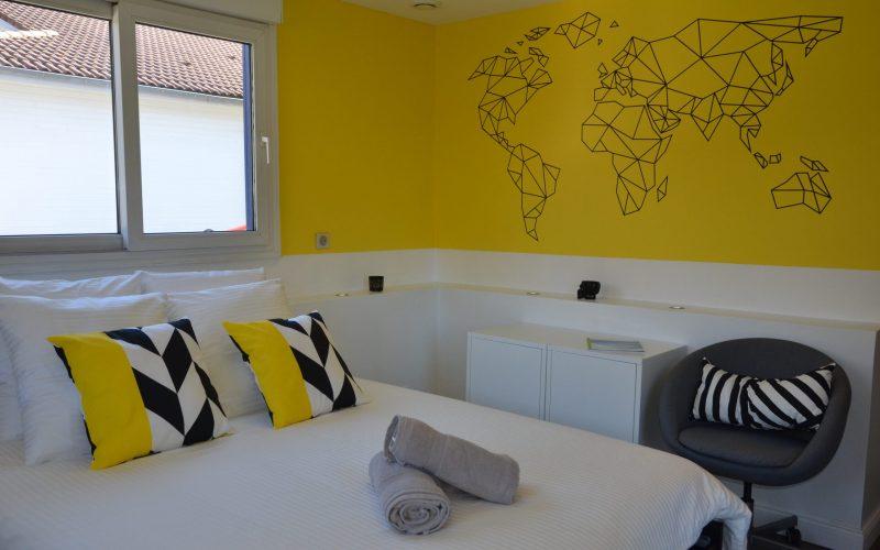chambre marbella villa pays basque à louer biarritz villas to rent